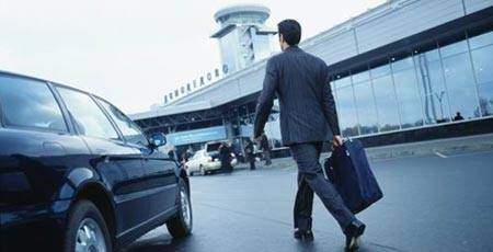 Заказ такси в аэропорт Домодедово