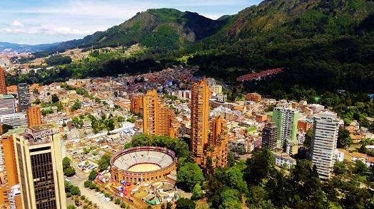 Богота – одинокий город в Андах