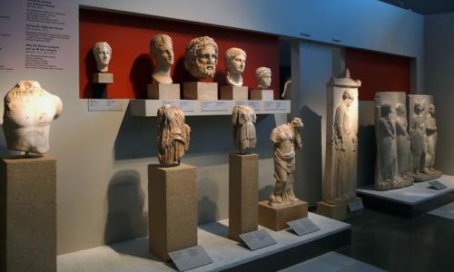 Брюгге. Музей Грютхюзе и музей археологии