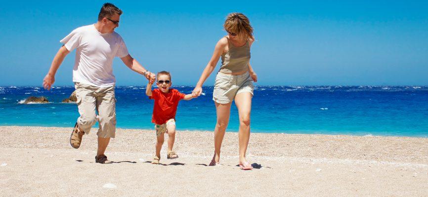 Стоит ли брать с собой в путешествие ребенка