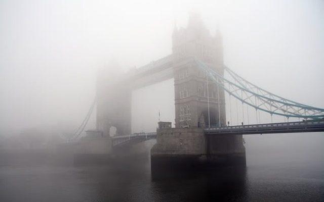 Лондон — город туманов