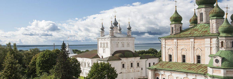 Воскресная поездка на машине в Переславль-Залесский.