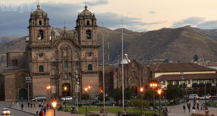 Реальное сердце Куско лежит в Plaza de Armas