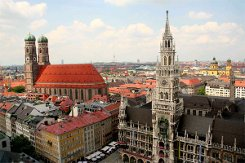 Путешествие в Мюнхен